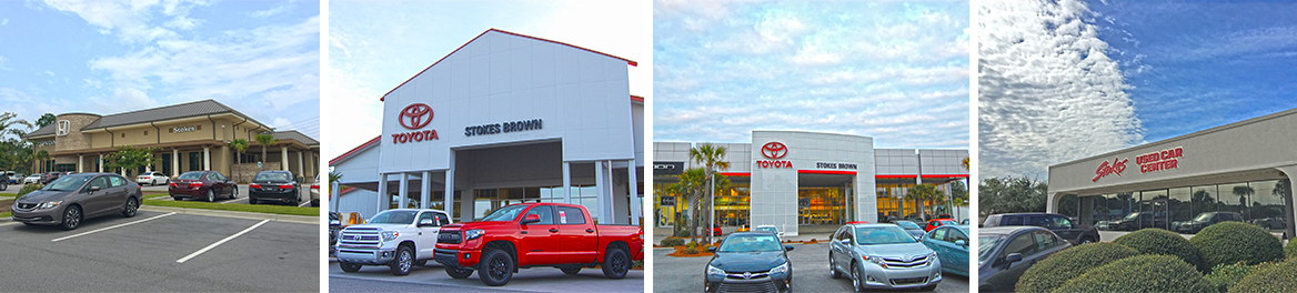 Photos Of Each Stokes Dealership.